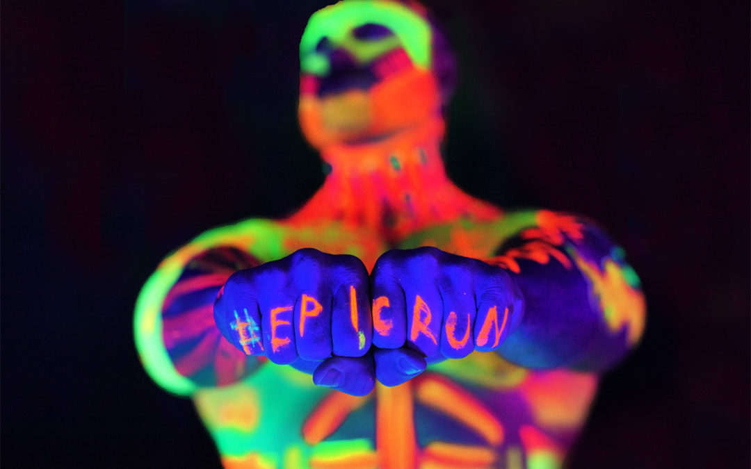 Our First Epic Night Run Photo Gallery